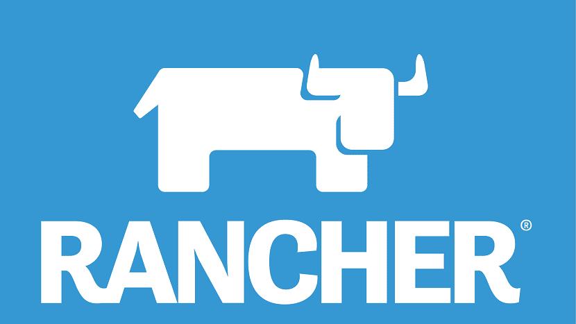 RancherOS logo - Como listar los Discos y USB