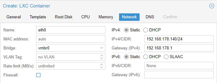 Proxmox: Instalar Docker en un LXC con Ubuntu