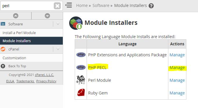 CPanel: Como instalar ImageMagick